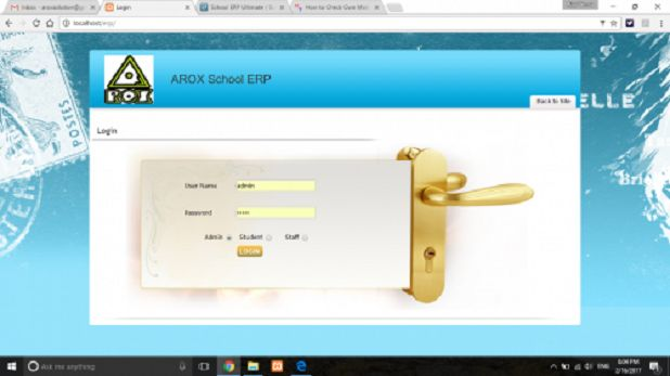 Download University Admission Management System in Java Project